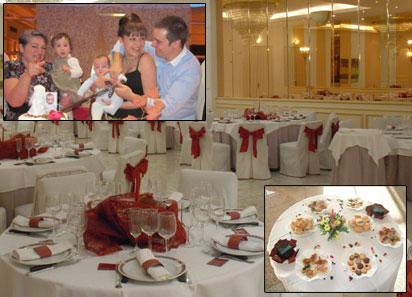 Bautizos en Salones Mily y Mily Catering